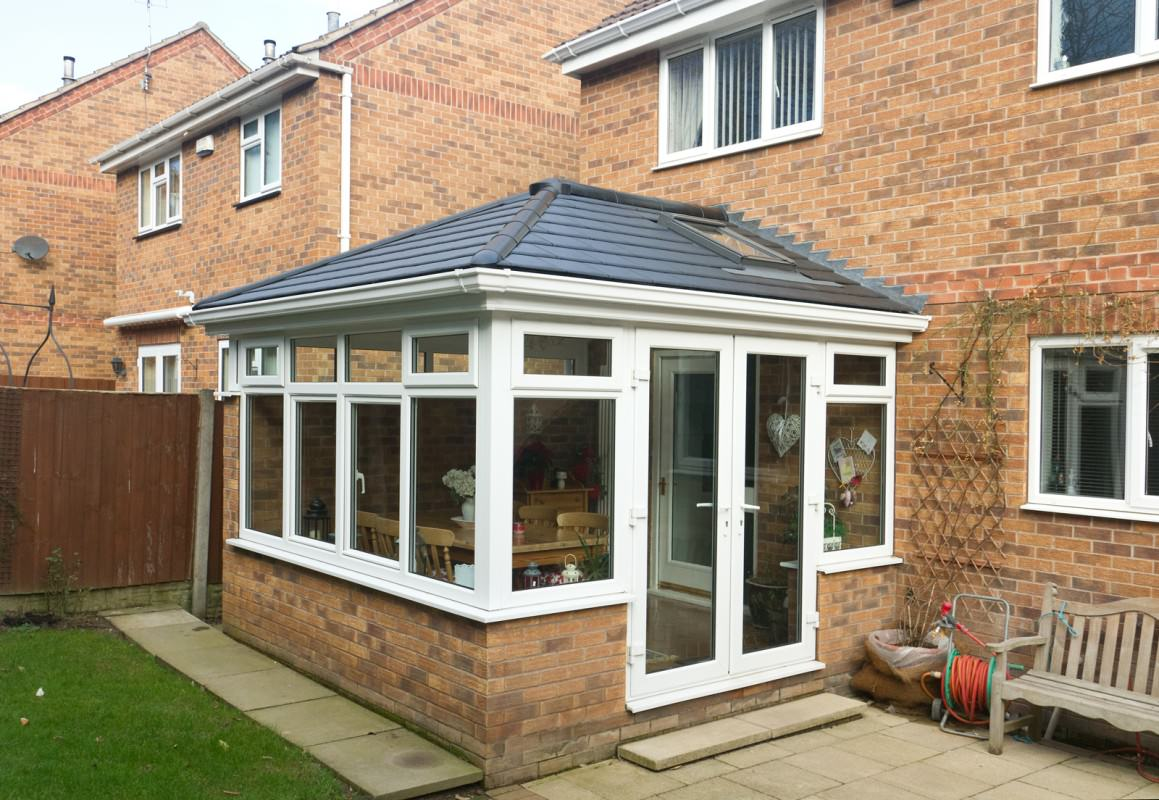 Gable-ended conservatories leighton buzzard