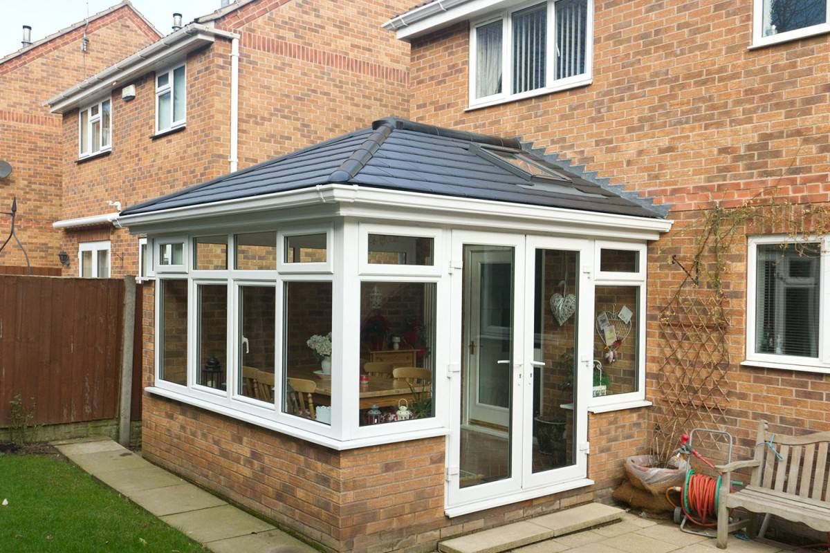 Edwardian Conservatory Dunstable Conservatories Leighton