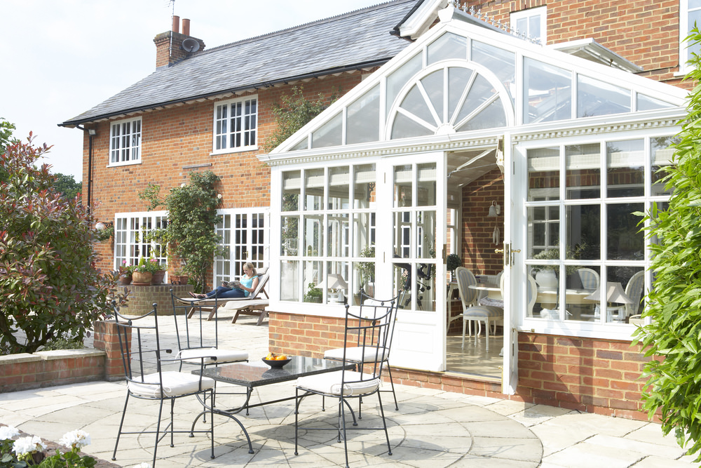 gable-end conservatory prices leighton buzzard